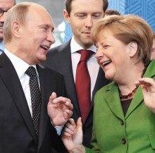 Степан Бандера про Меркель, Путина і ''Новоросію''