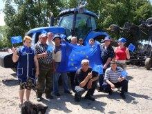 ''Година Європи'' в Приазов'ї: Маріупольський День Європи знайшов відгук в розумах і серцях селян