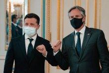 Візит Блінкена засвідчив, що США готові активно взятися за врегулювання на Донбасі.
