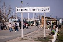 Терористи проводять навчання і готуються атакувати Станицю Луганську і Щастя