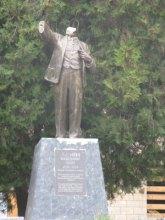 Ленін без голови шокує мешканців Шполи