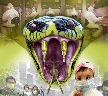 Вакцинация: ВОЗ принадлежит Рокфеллеру!