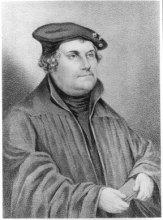 Мартін Лютер вважав римо-католицьку церкву владою антихриста