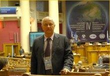 Председатель Евразийского Обьединения Зеленых Партий А. Прогнимак: ''ЭкоКонституция – залог решения экологических проблем СНГ ''
