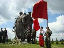 Урочисті заходи з нагоди відзначення 358 річниці Берестецької битви та 360-й річниці подій, пов'язаних зі створенням Української козацької держави