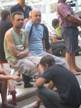 В Одессе задержали зачинщиков побоища на рынке ''Северный''