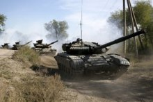 Чи відводять важку бронетехніку бойовики ''ЛНР''