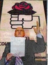 Горбачов вдруге став головою ''нового'' соціал-демократичного союзу