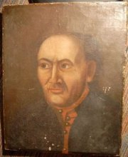 Німецький слід ще одного портрету Мазепи