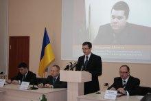 У Вінниці пройшли урочистості з нагоди відкриття Вінницького апеляційного адміністративного суду.