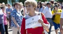 С кем готовимся заключать мир, если 22% россиян считают, что украинцев нельзя пускать и ногой на территорию РФ?