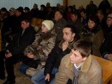 Обговорення пенсійної реформи по ладижинськи.