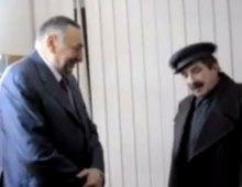 Эдуард Гурвиц встретился с товарищем Сталиным. Сенсационное видео