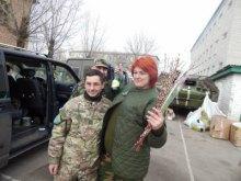 Вікторія Мірошніченко – волонтери сектору А