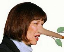Щодо ведення дискусій або викриття брехні одного пана.