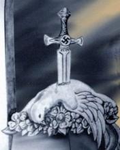 Пам'ятник жертвам УПА. Учора Симферопіль. Сьогодні Сватове. Завтра Луганське?
