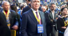Тимошенко прокололась с почетным гостем во время своего выдвижения