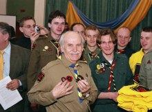 Богдан Гаврилишин в гостях у Мустафи Наєма.