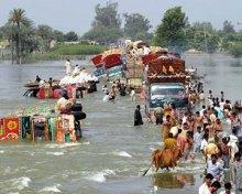 Наводнение в Таиланде – результат застройки заливных земель