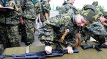 Стынет кровь: в ''ДНР'' открылись военные лагеря для детей
