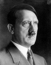 В Запоріжжі встановлять пам'ятник Гітлеру