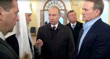 Как отличить сторонников ''русского мира'' и его агентов ''медведчуковцев'' от адекватных украинцев
