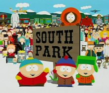 Мультфільм ''Південний парк'' як видображення нашої дійсності!