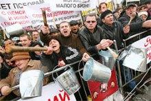 СТАЛОСЯ! Кабмін Азарова подав до Ради закон про ''спрощенців'', який подобається і підприємцям, і опозиції