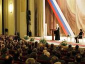 Кирилл Гундяев: ''Россия никогда не вела захватнических войн...''