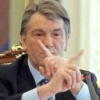 Грозный и параноидальный Ющенко