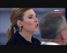 ''Присоединение Кубани'': пропагандистка Скабеева закатила истерику из-за украинской ''аннексии''
