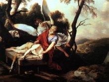 Авраам и Исаак – испытание веры