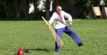 Констянтин Стасюк: Людина долає силу тяжіння