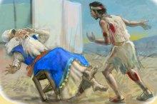 Илий и его сыновья – Офни и Финеес