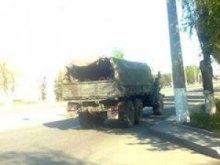 Окупанти стягують сили на південь від Луганська – в Лутугине женуть піхоту, бронетехніку і пальне
