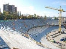 НСК ''Олимпийский'' будет стоить в дороже чем ''Донбас-Арена'' в два раза