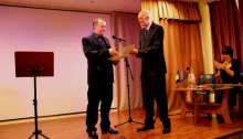 Александр Прогнимак стал лауреатом премии журнала ''Радуга''