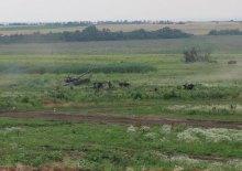 Бойовики на Луганщині нарощують м'язи