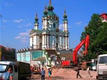 К вопросу о сохранности Андреевской церкви-2