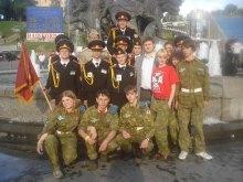 У Києві відбувся парад гри ''Джура''