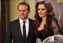 Дружину Медведчука готують не до телевізійного, а політичного проекту