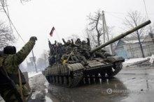 Терористи масово передислоковують сили на Луганщині