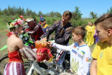Дружківка провела регіональні змагання з мотокросу