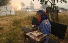 Пожары и Дым по всей России и в Москве – это ЗНАК БОЖИЙ!