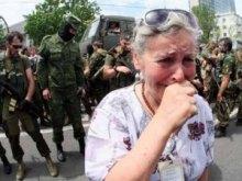 На тимчасово окупованих територіях бойовики провели зачистку за етнічною ознакою