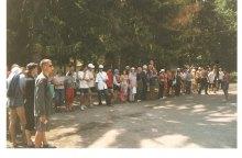 Українська молодь відбула першу частину Всеукраїнського табору СУМ