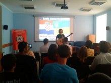 В Києві відбувся вечір українсько-хорватської солідарності