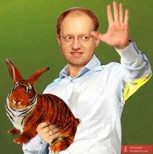Почему Яценюк отказался от ''белой вороны''?