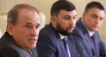 Медведчука вывел из себя вопрос о пиар-акции с освобождением пленных