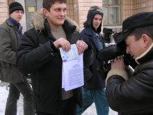 ЧП в Луганских профсоюзах- как следствие общественно-правового нигилизма украинского общества.